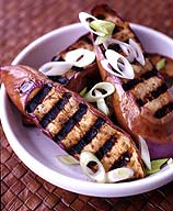 Photo of Japanese Grilled Aubergine by WW