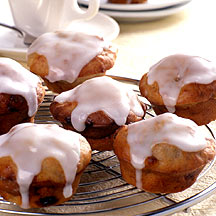 Photo of Iced banana muffins by WW