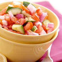 Photo of Zesty tomato salad by WW