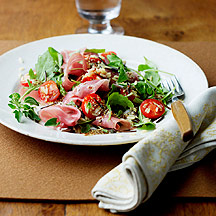 Photo of Parma Ham, Rice and Rocket Salad by WW