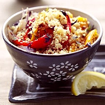 Photo of Spicy Roasted Pumpkin Couscous Salad by WW