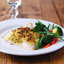 Photo of Plaice with Lemon Couscous Topping by WW