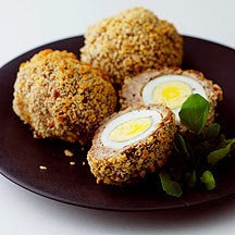Photo of Oven baked scotch eggs by WW