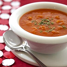 Spicy Red Lentil Soup Weight Watchers UK