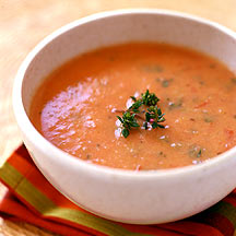 Red Pepper And Tomato Soup Healthy Recipe Ww Uk
