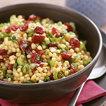 Photo of Pearl Barley and Cranberry Salad by WW