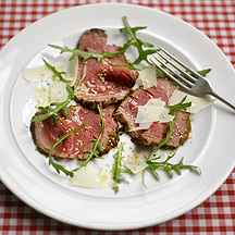 Photo of Moroccan Spiced Carpaccio of Beef by WW