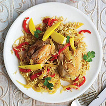 Photo of One pot Moroccan chicken by WW
