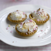Photo of Sugared Almond Tarts by WW