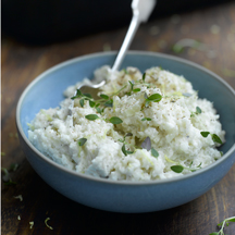 Photo of Cauliflower mash with lemon and nutmeg by WW