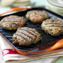 Photo of Spiced lamb burgers by WW
