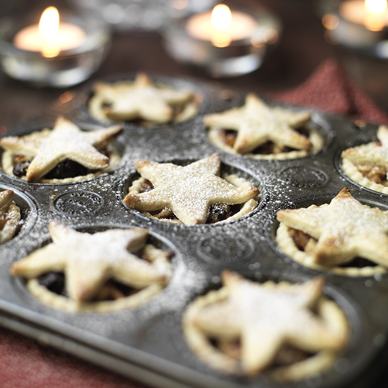 Souvent Mince pies | Healthy Recipe | Weight Watchers UK UE75