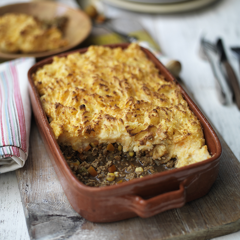 Photo of Veggie shepherd's pie by WW