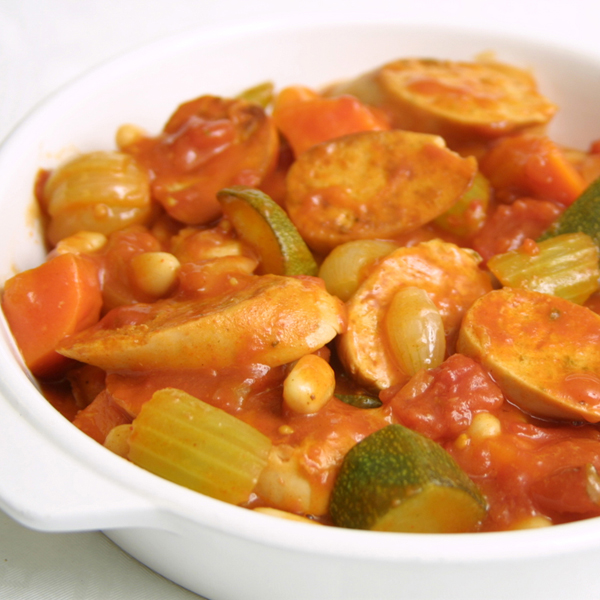 Photo of Quorn™ sausage goulash by WW