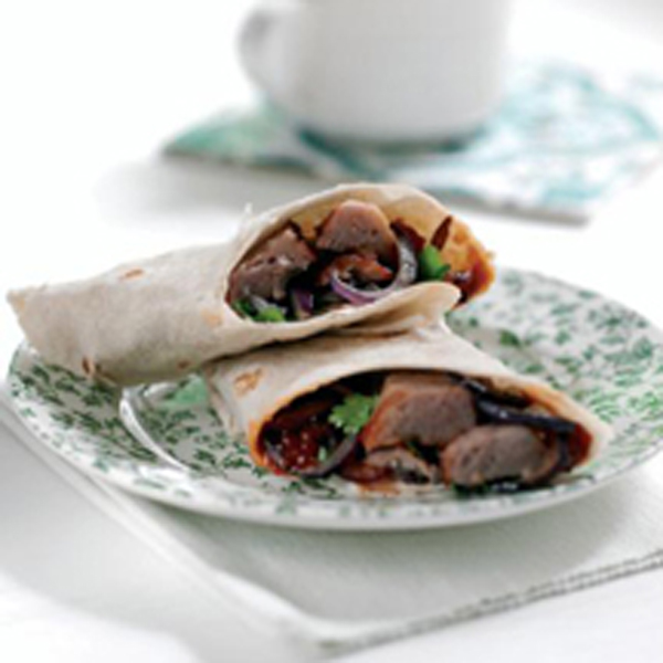 Photo of Sausage breakfast wrap by WW
