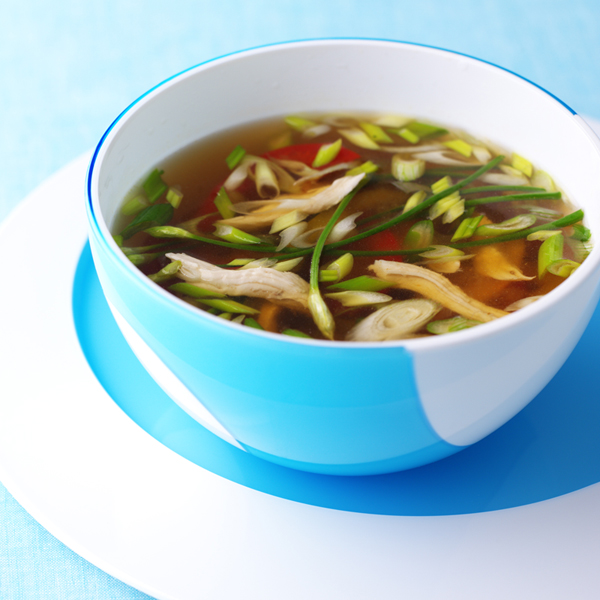 Photo of Chicken miso broth by WW
