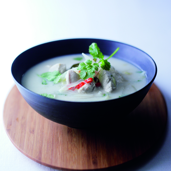 Photo of Thai coconut chicken soup by WW