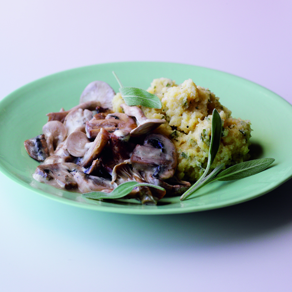 Photo of Polenta with Mushroom Ragout by WW