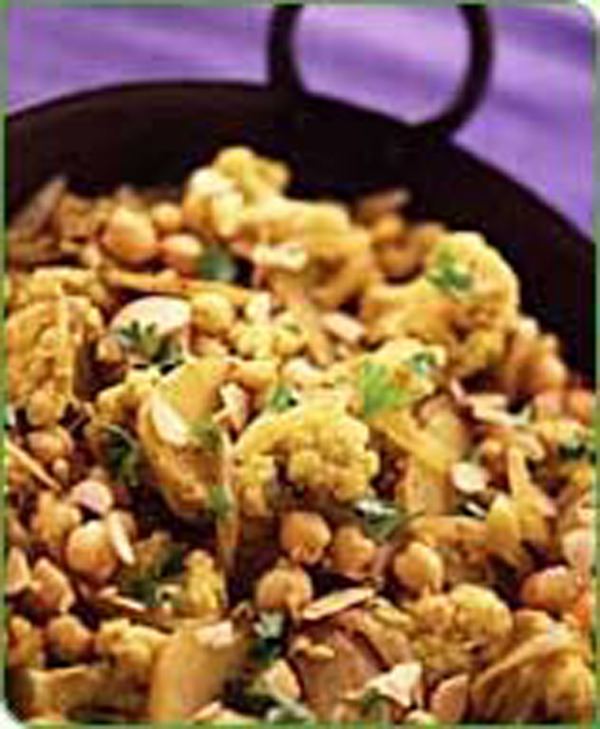 Photo of Cauliflower and Almond Madras by WW