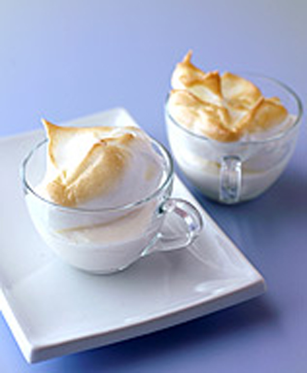Photo of Lemon meringue puddings by WW