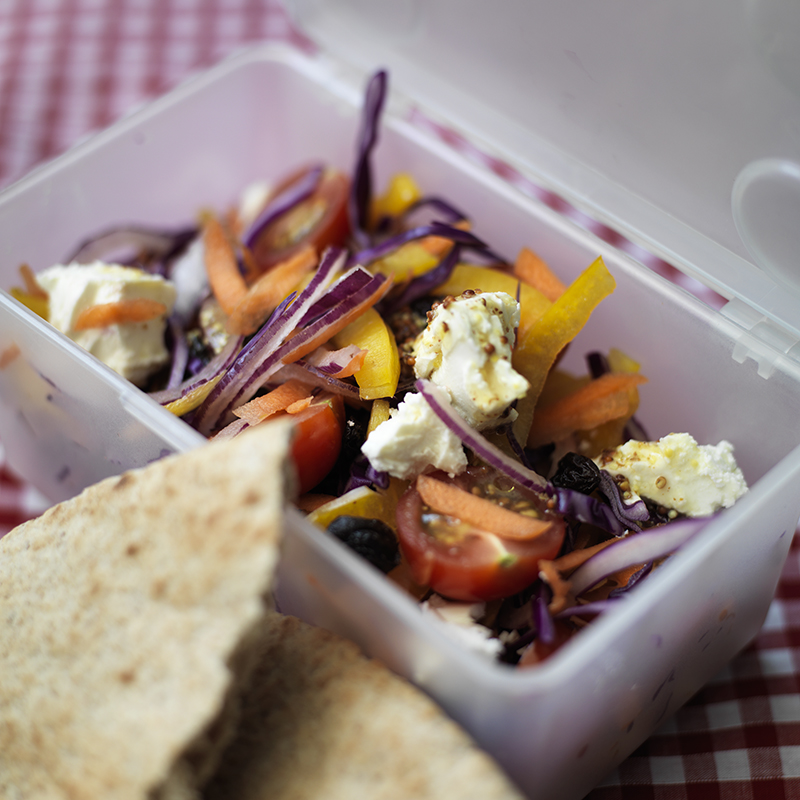Photo of Winter lunchbox salad by WW