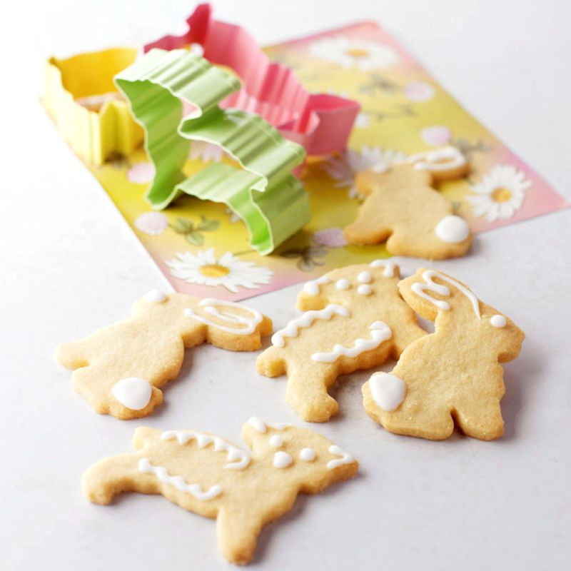 Photo of Iced Easter biscuits by WW