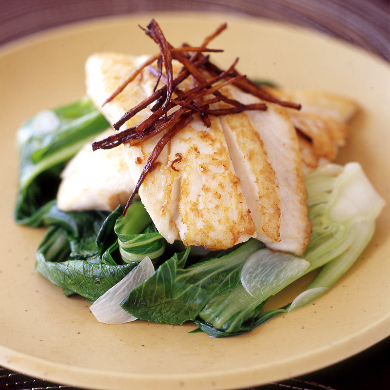 Photo of Fillet of sole with crispy ginger by WW