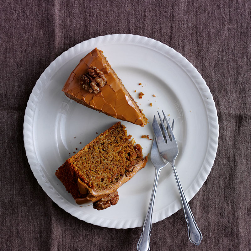 Photo of Coffee and walnut cake by WW