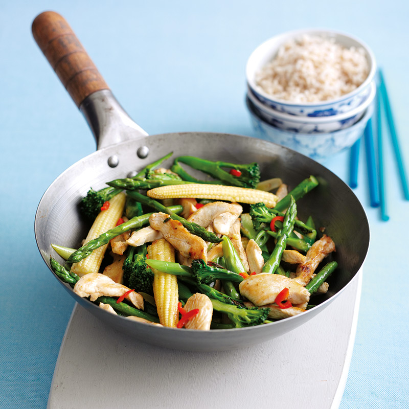 Photo of Chicken stir-fry by WW