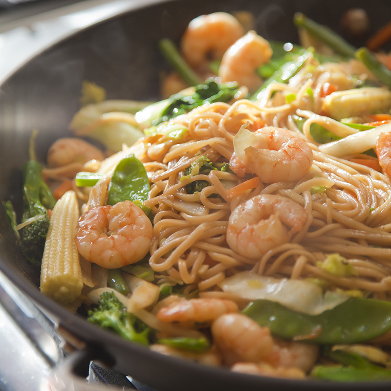 Chinese stir fry prawns healthy recipe weight watchers uk chinese stir fry prawns forumfinder