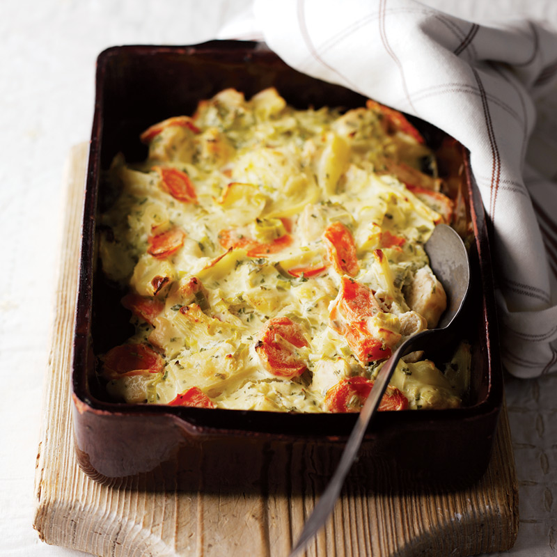 Photo of Root vegetable bake by WW