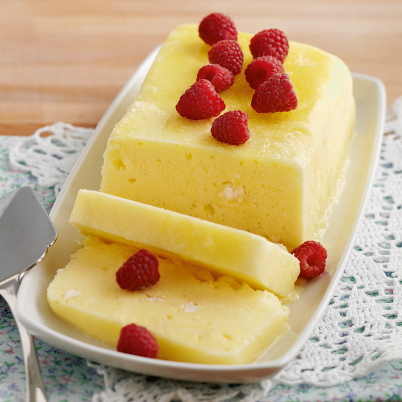 Photo of Lemon semifreddo by WW