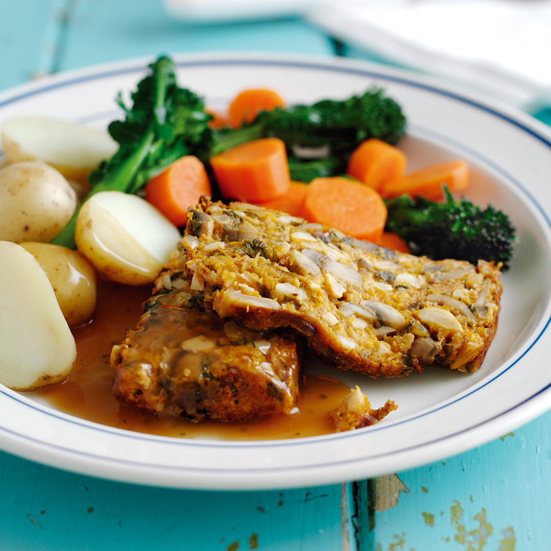 Photo of Moroccan spiced nut roast by WW