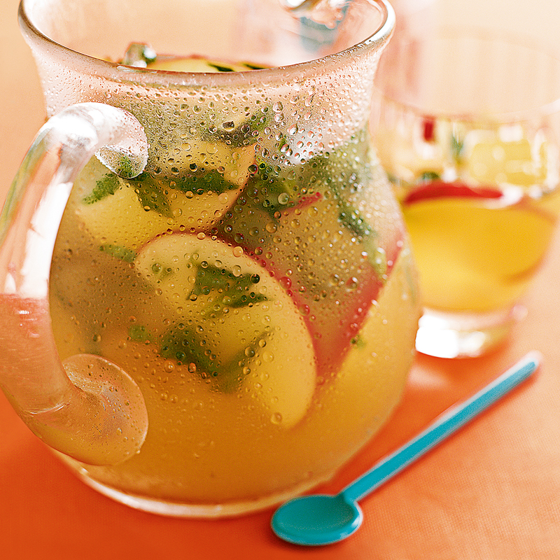 Photo of Green tea & apple cooler by WW