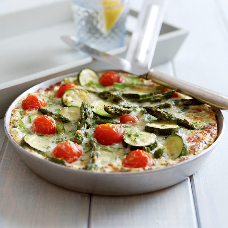 Photo of Summer vegetable fritatta by WW