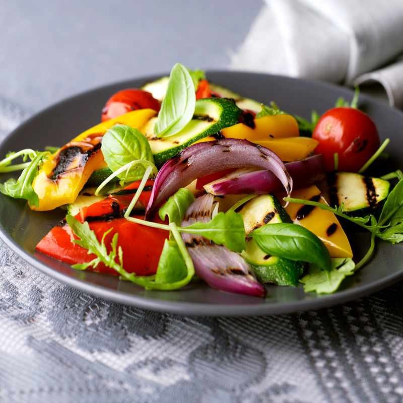 Photo of Chargrilled vegetable salad by WW