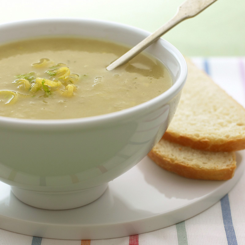 Photo of Fennel & ginger Soup by WW