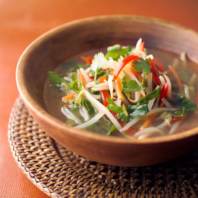 Photo of Chinese Shredded Vegetable Soup by WW