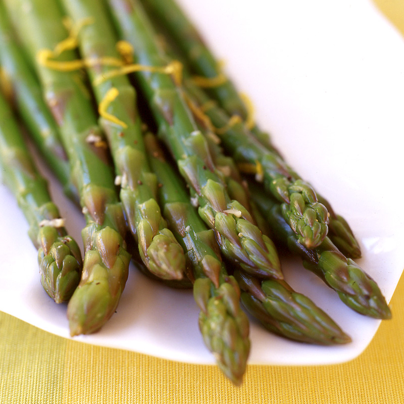 Photo of Lemon-Ginger Asparagus by WW