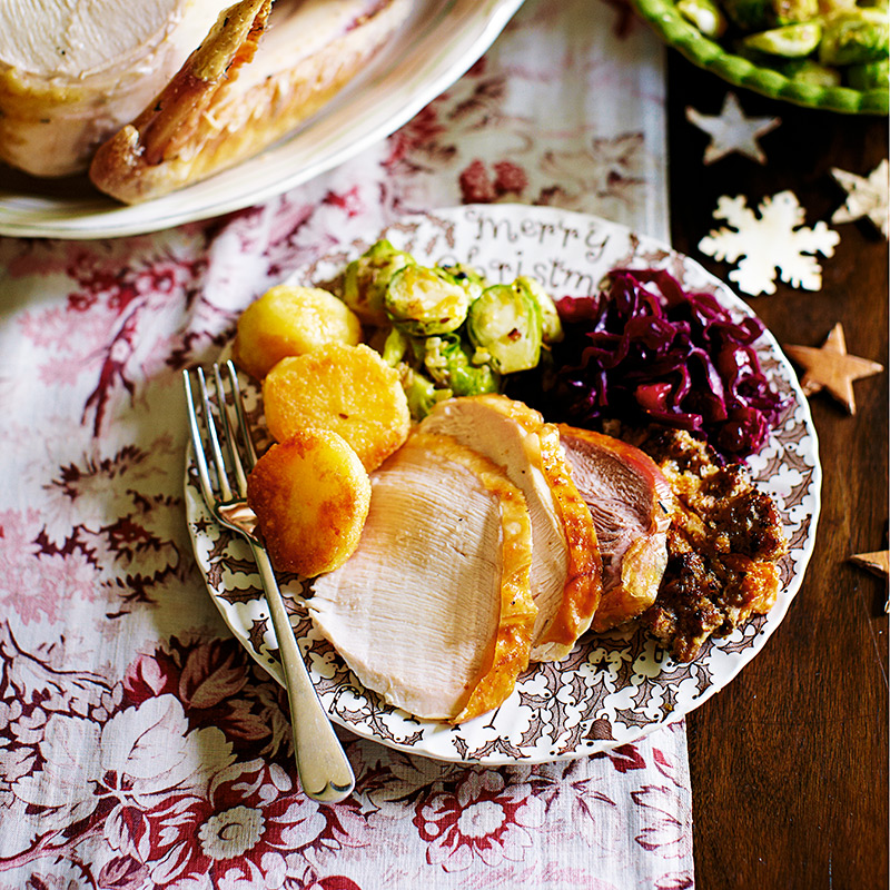 Photo of Classic roast turkey by WW