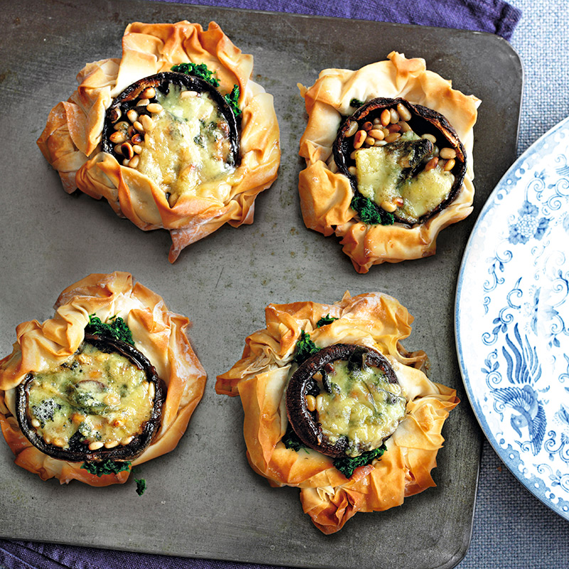 Photo of Mushroom & blue cheese wellington by WW