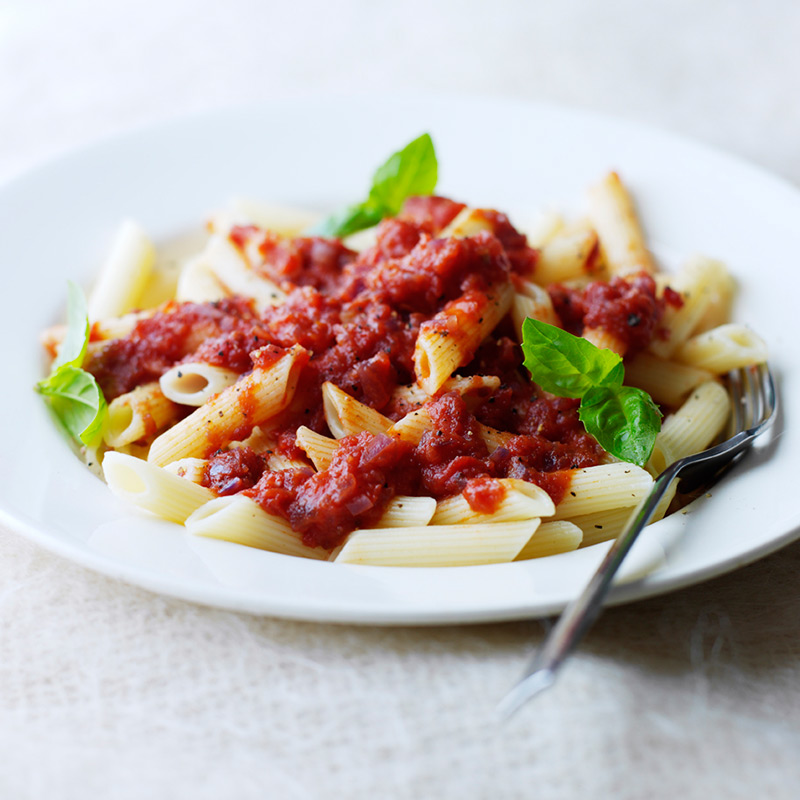 Photo of Pasta arrabbiata by WW