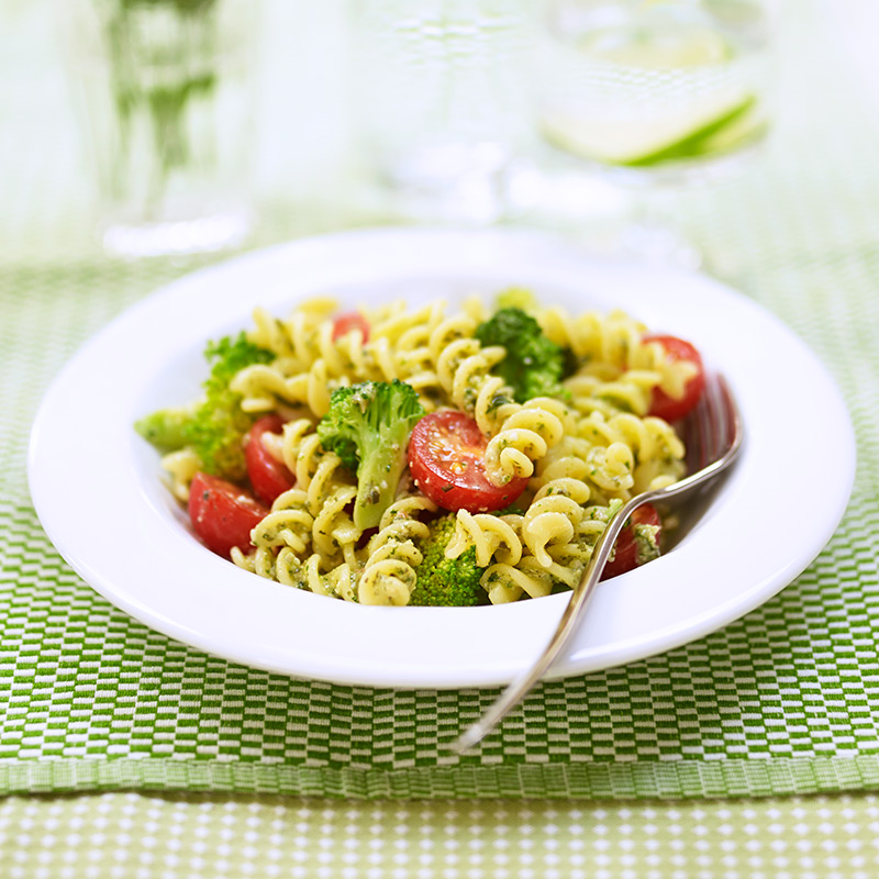 Photo of Gluten-free pasta & pesto by WW