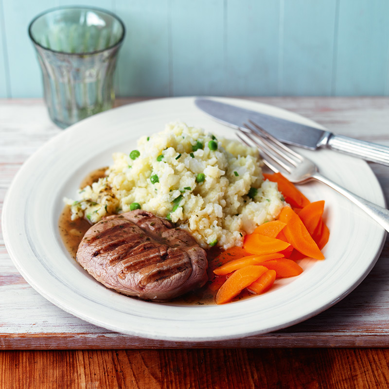 Photo of Minted lamb & mash by WW