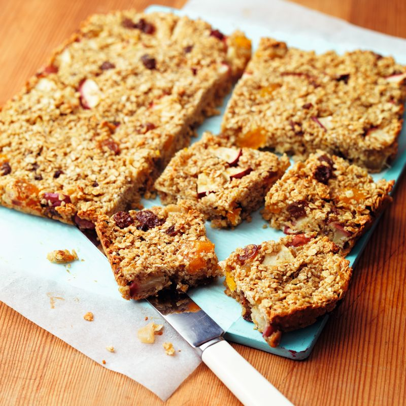 Photo of Fruity flapjack squares by WW