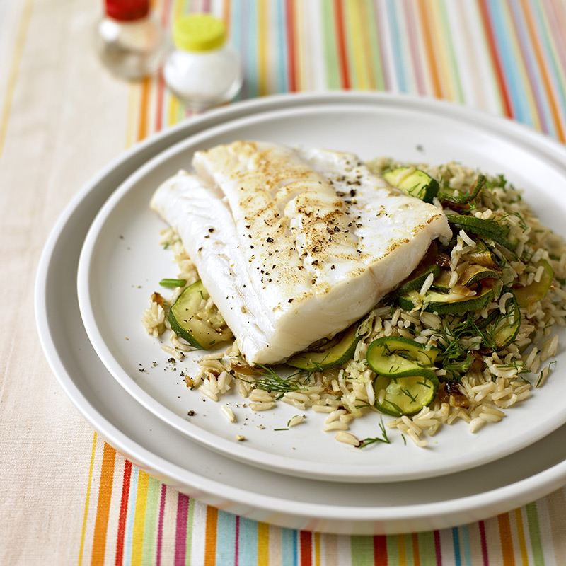 Pan Fried Cod Healthy Recipe Ww Uk