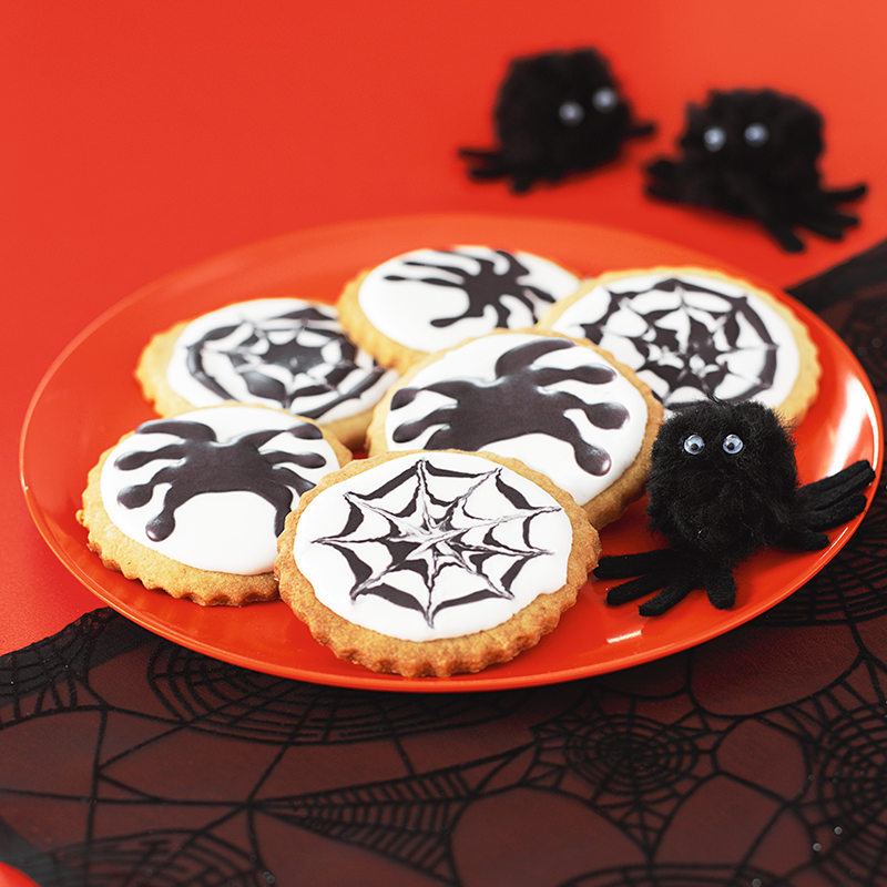 Photo of Cobweb cookies by WW