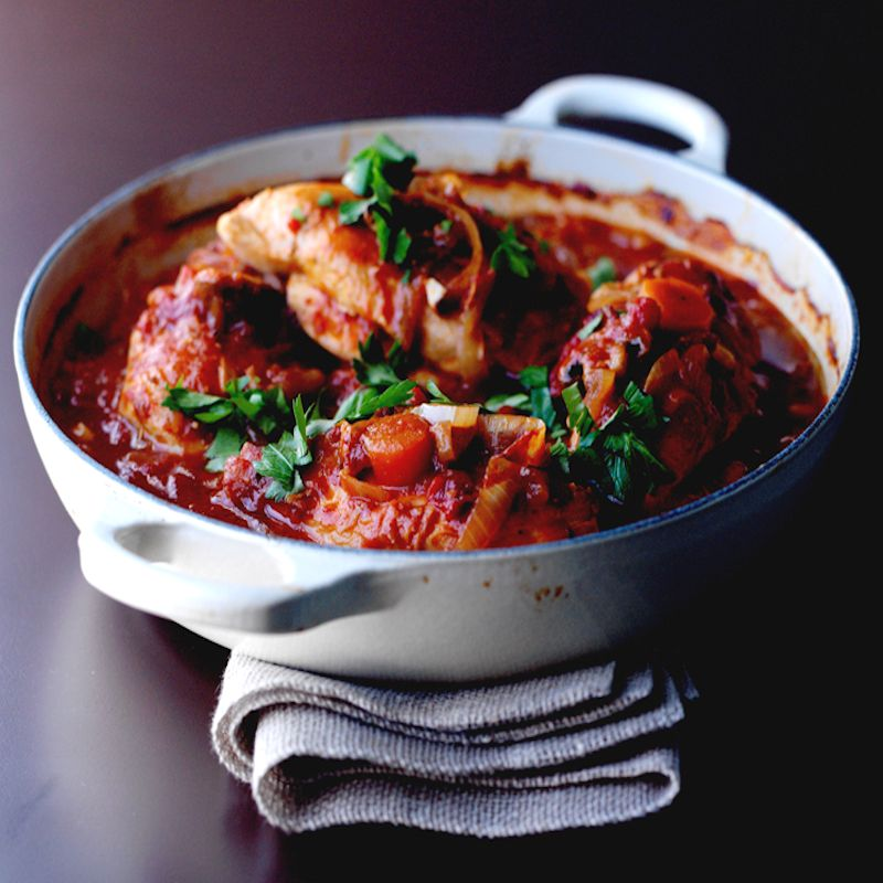Photo of Chicken chasseur by WW