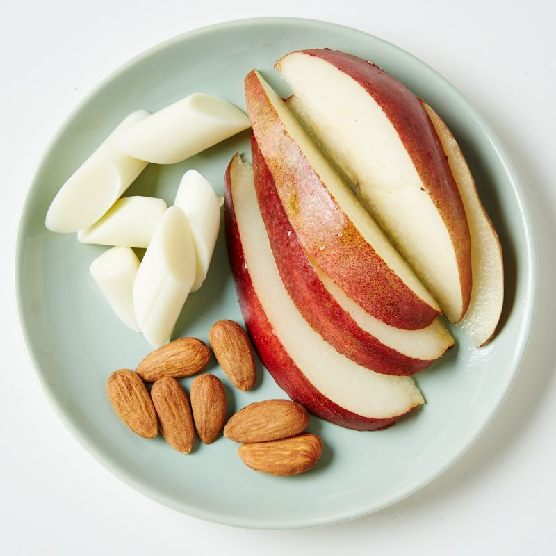 Photo of Fruit, cheese &  nut plate by WW