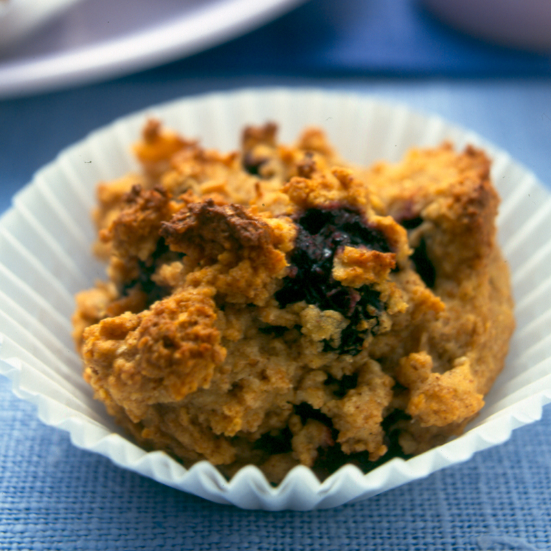 Photo of Pear, blueberry & honey muffins by WW